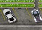 لعبة مهارات ركن السياره