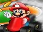 لعبة سيارات سوبر ماريو