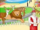 لعبة ترتيب حديقة الحيوان