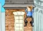 لعبة تسلق الحائط