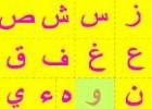 لعبة الحروف العربية