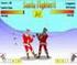 لعبة مصارعة بابا نويل
