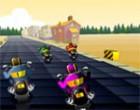 لعبة دراجات الهارلى