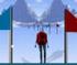 لعبة التزحلق على الجليد