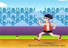 لعبة سباق جرى 100 متر